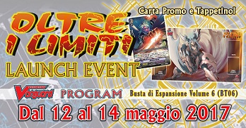 LAUNCH EVENT - Oltre i Limiti