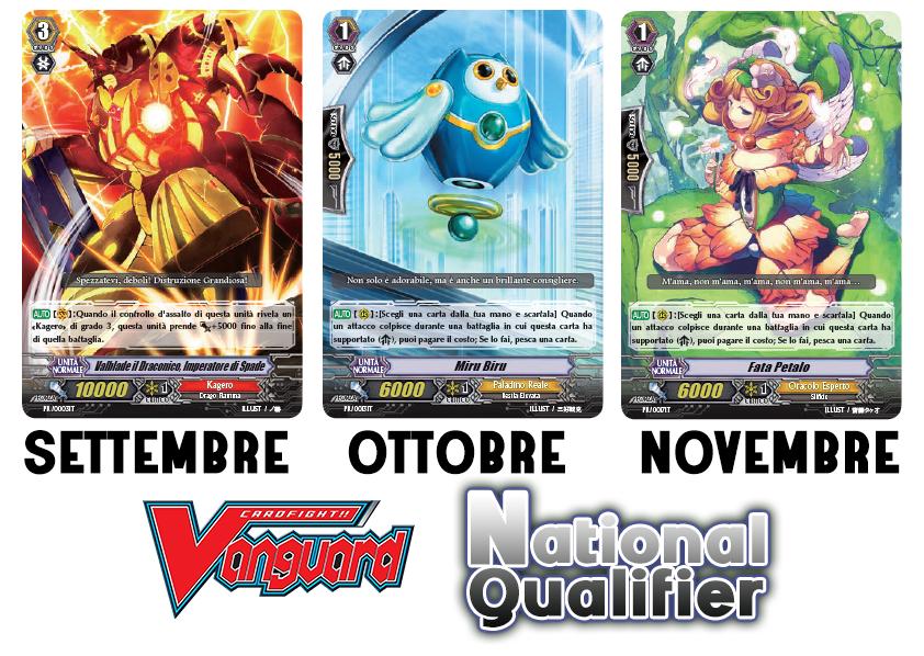 Svelate le PROMO per i National Qualifier e Aggiornamento Limitazione Carte 1.0