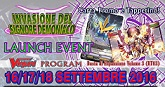 LAUNCH EVENT - Invasione del Signore Demoniaco