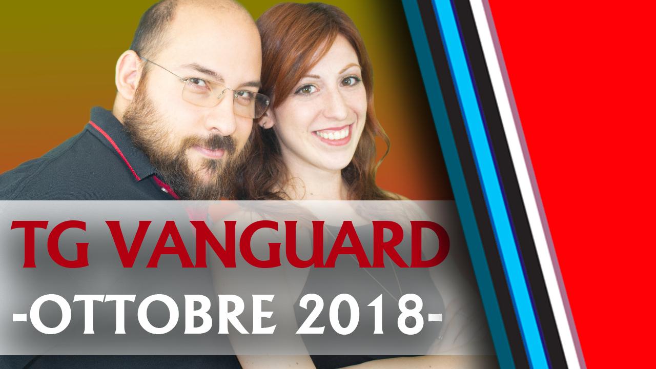 TG Vanguard Ottobre 2018