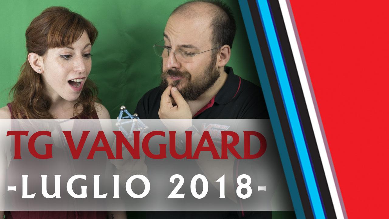 TG Vanguard Luglio 2018