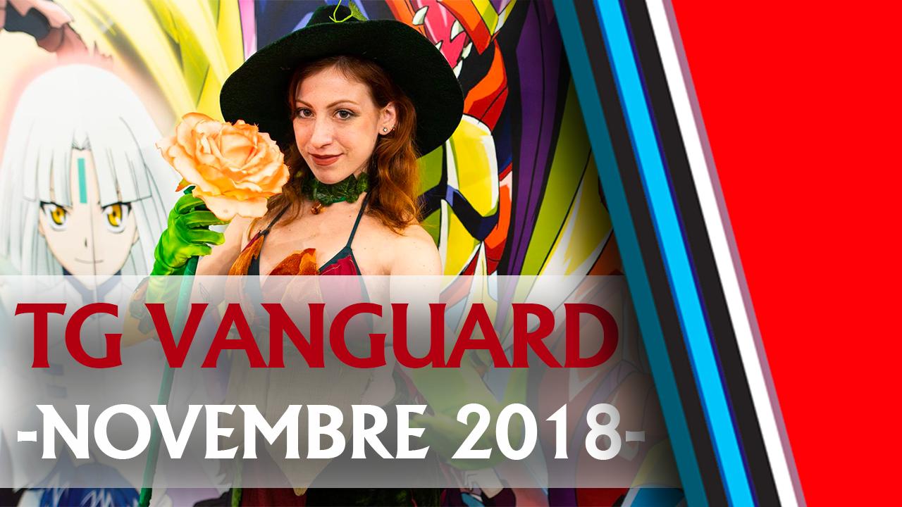 TG Vanguard Novembre 2018
