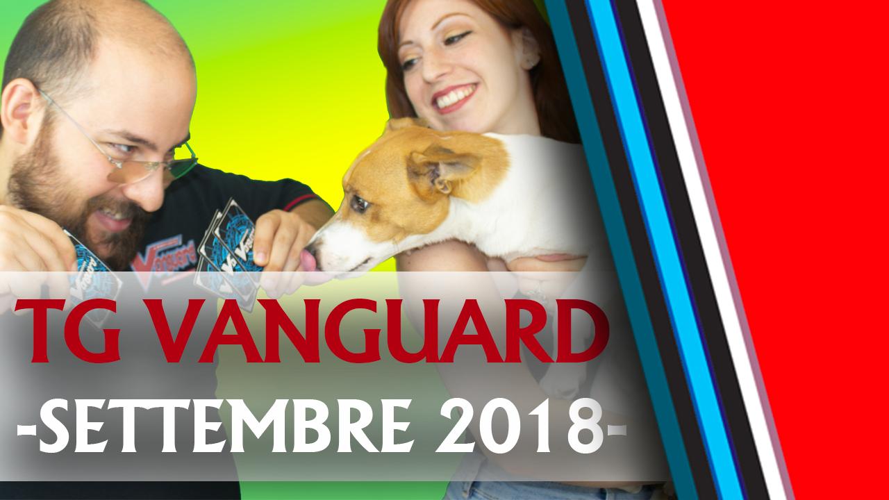 TG Vanguard Settembre 2018