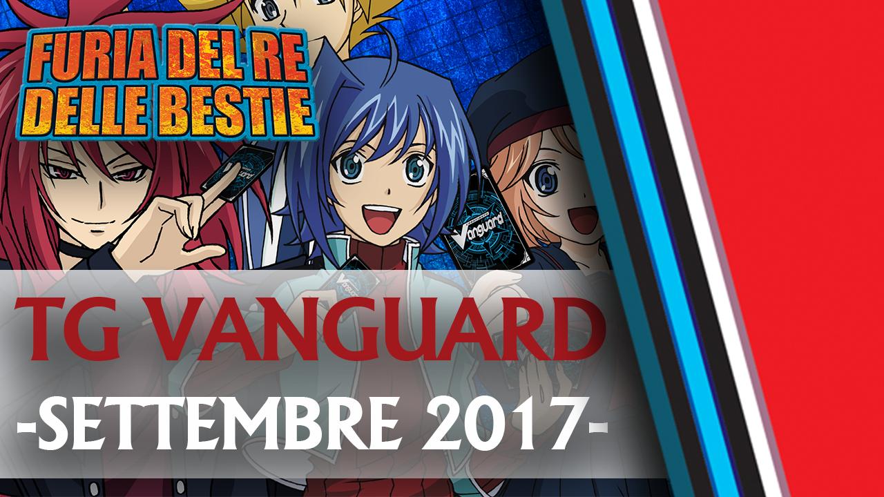 TG Vanguard Settembre 2017