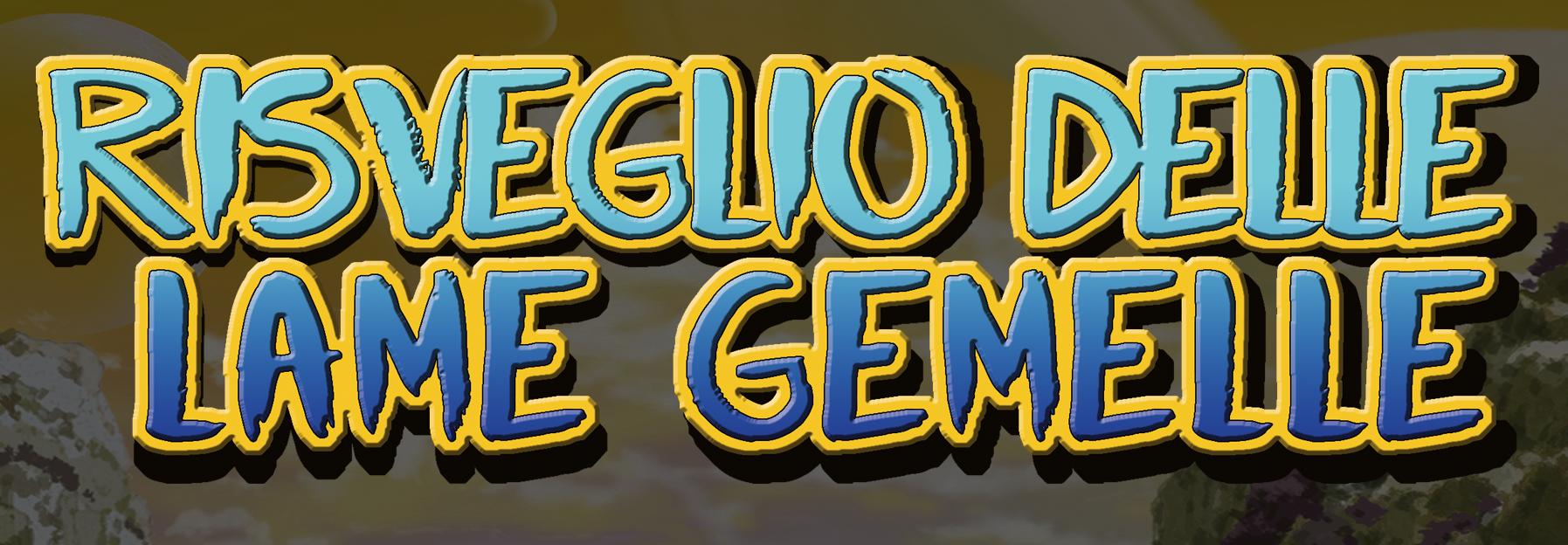 BUSTA BT05: RISVEGLIO DELLE LAME GEMELLE