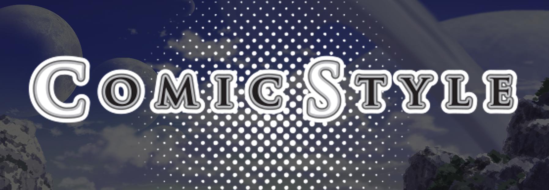 BUSTA EXTRA EB01: COMIC STYLE