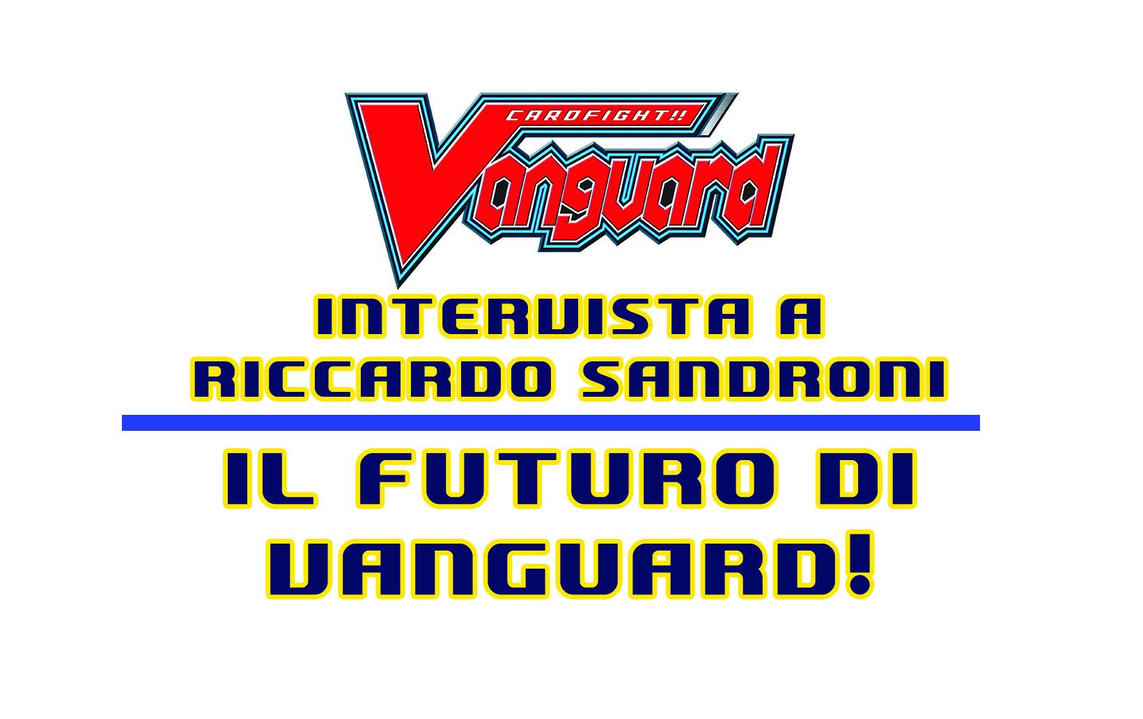 Intervista esclusiva a Riccardo Sandroni a cura di Pannocchia Company!