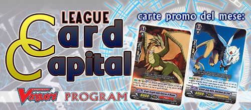 Card Capital League 1 GIUGNO 2016