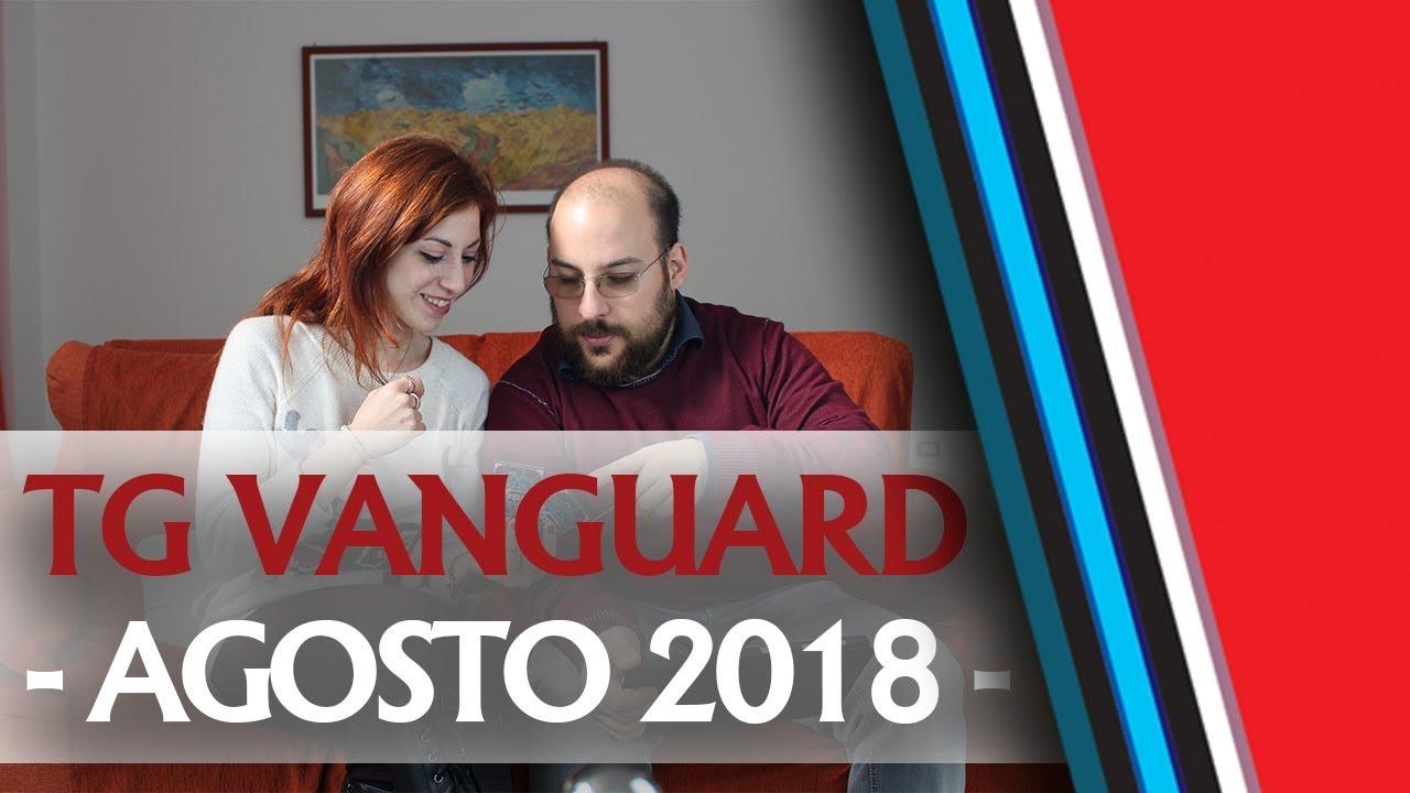 TG Vanguard Agosto 2018