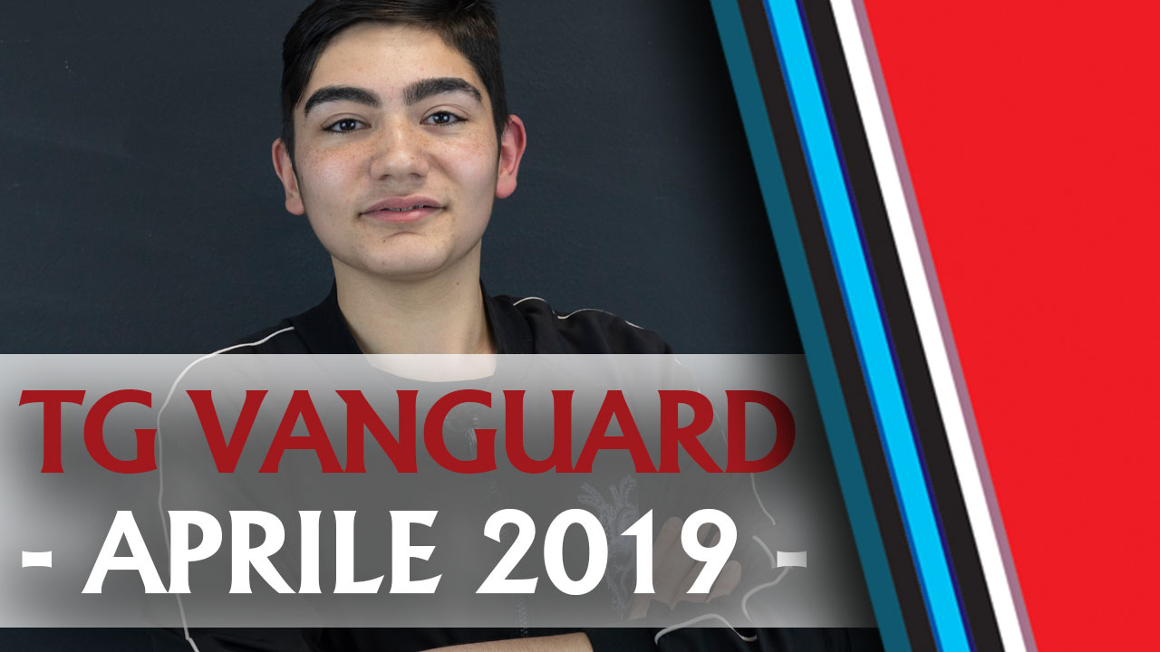 TG Vanguard Aprile 2019