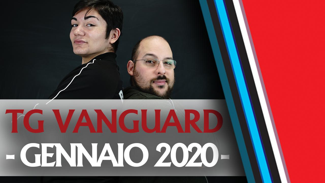 TG Vanguard Gennaio 2020