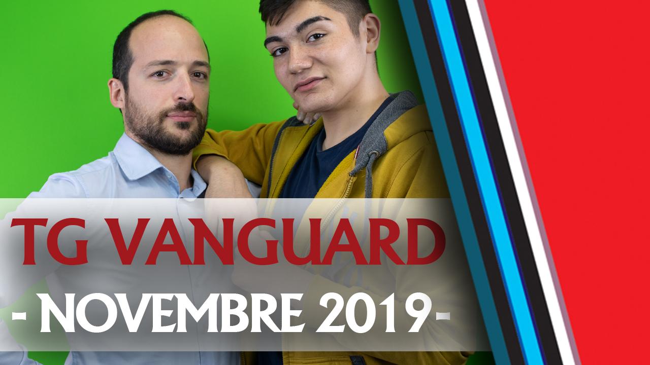 TG Vanguard Novembre 2019