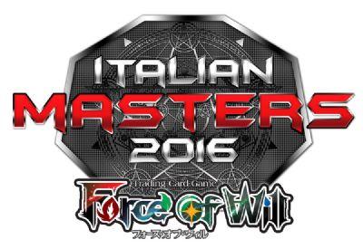Lista Inviti Masters 2016 (PROVVISORIO)