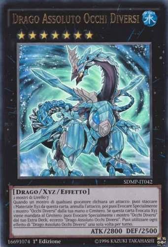 Focus on structure deck maestro del pendulum - Drago ribellione occhi diversi ...