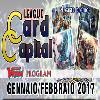 Card Capital League GENNAIO-FEBBRAIO 2017