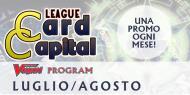 Card Capital League LUGLIO-AGOSTO 2019