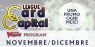 Card Capital League NOVEMBRE-DICEMBRE 2019