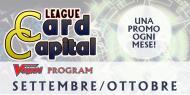 Card Capital League SETTEMBRE-OTTOBRE 2019
