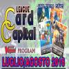 Card Capital League LUGLIO E AGOSTO 2016
