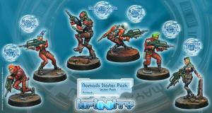 Infinity - 10 - Iniziare con Nomads