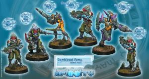 Infinity - 11 - Iniziare con Combined Army