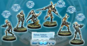 Infinity - 13 - Iniziare con Tohaa