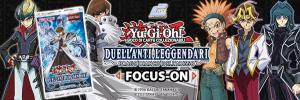 Focus-On: Duellanti Leggendari 3 Drago Bianco dell'Abisso