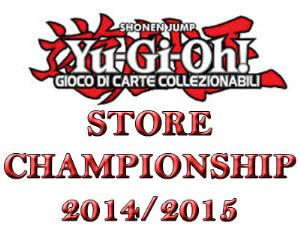 Store Championship Yu-Gi-Oh! 2014/2015