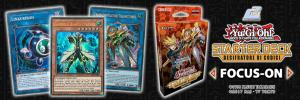 Starter Deck Decifratore di Codice - Focus-On!!