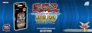 FOCUS-ON Yu-Gi-Oh! THE DARK SIDE OF DIMENSIONS Movie Pack EDIZIONE ORO