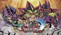Yu-Gi-Oh! Duelist Kingdom Chibi Game Mat!