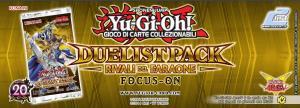 FOCUS-ON Duelist Pack: Rivali del Faraone - Terribili nemici faraonici!