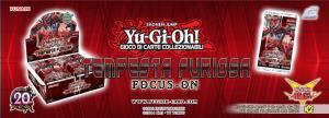 Yu-Gi-Oh! TEMPESTA FURIOSA FOCUS-ON