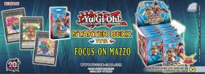 FOCUS-ON Starter Deck 2016 Yuya