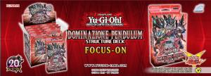 FOCUS-ON Structure Deck Dominazione Pendulum