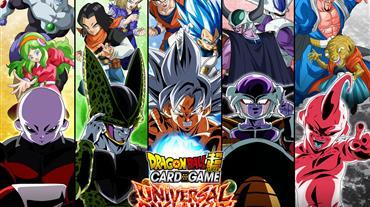 Presentazione Prodotto: Serie 9 - Universal Onslaught