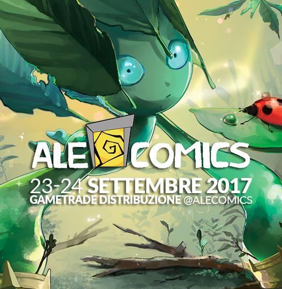 Alecomics 2017