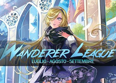 Wanderer League Luglio-Agosto-Settembre 2020