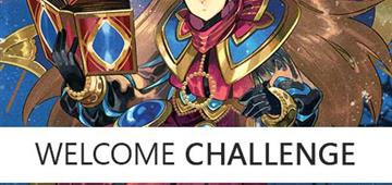 Welcome Challenge 2020