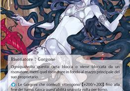 L'Infernale Medusa, la terribile Gorgone