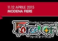 FoW TCG: Programma Modena Play 2015