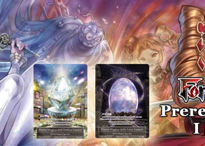 Prerelease Party: I Sette Re