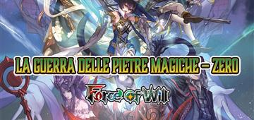Prerelease Party: La Guerra delle Pietre Magiche - Zero