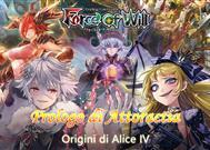 Prerelease Party: Origini di Alice IV