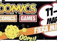 FoW TCG: Programma Cartoomics Milano 2016