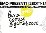 FoW TCG: Programma Lucca Games 2016