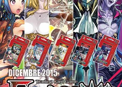 Force of Will Mazzi Introduttivi Alice