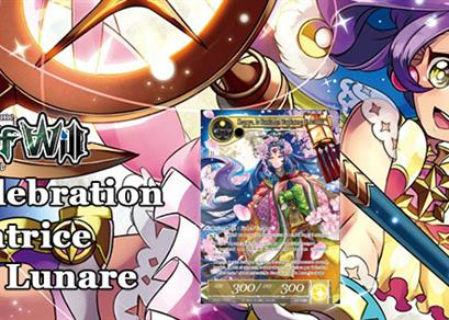 Release Celebration: La Salvatrice dalla Luce Lunare