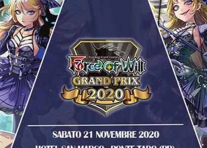WGP Qualifier Sabato 21 Novembre 2020