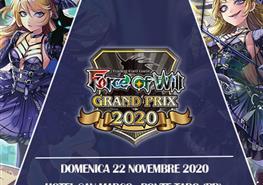 WGP Qualifier Domenica 22 Novembre 2020